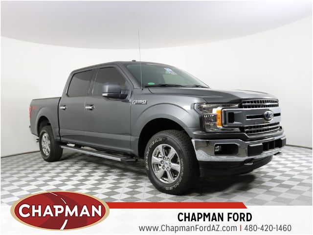 Used 2018 Ford F 150 Xlt Crew Cab For Sale Stock P3398