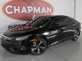 2016 Honda Civic Sdn Touring Stock #:H1614840