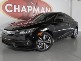 2016 Honda Civic Cpe EX-T Stock #:H1624420