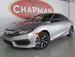 2016 Honda Civic Cpe LX Stock #:H1626020