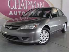 View the 2005 Honda Civic