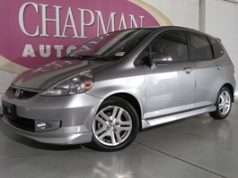 View the 2007 Honda Fit