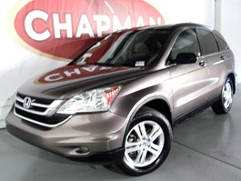 View the 2010 Honda CR-V