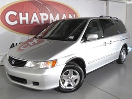 View the 2001 Honda Odyssey