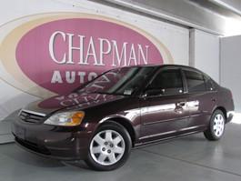 View the 2001 Honda Civic