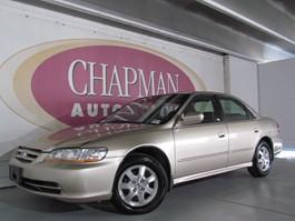 View the 2001 Honda Accord