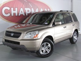 View the 2005 Honda Pilot