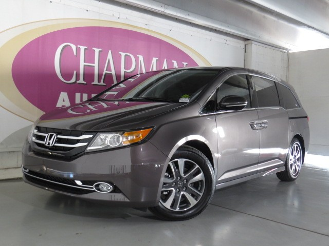 2016 honda odyssey touring h1602120 chapman. Black Bedroom Furniture Sets. Home Design Ideas