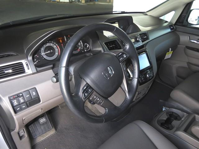 2016 Honda Odyssey Touring Elite – Stock #H1603440