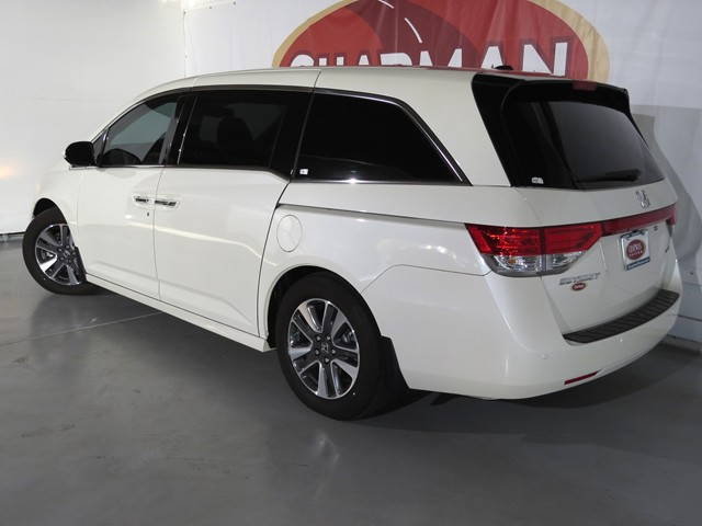 Honda Dealership Az >> 2016 Honda Odyssey Touring Elite - #H1614590 | Chapman ...