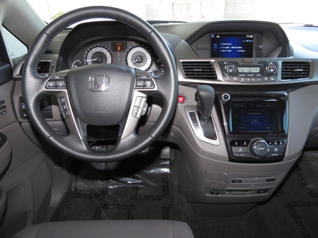 2016 Honda Odyssey Touring Elite – Stock #H1621680