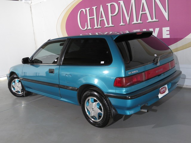 1991 honda civic dx in tucson stock h1621720a chapman. Black Bedroom Furniture Sets. Home Design Ideas