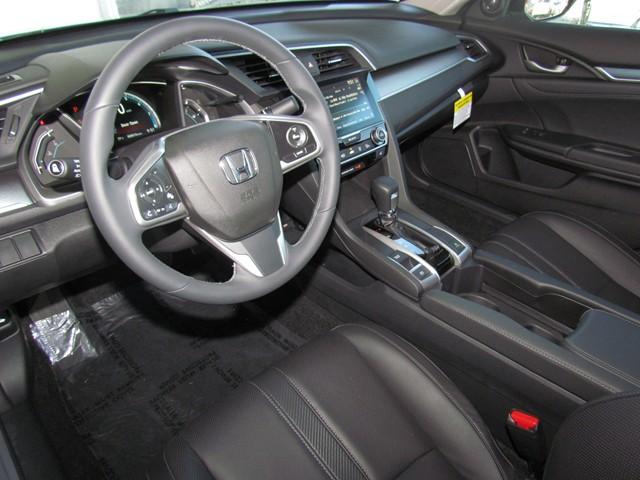 2016 Honda Civic Sdn EX-L w Navi – Stock #H1621750