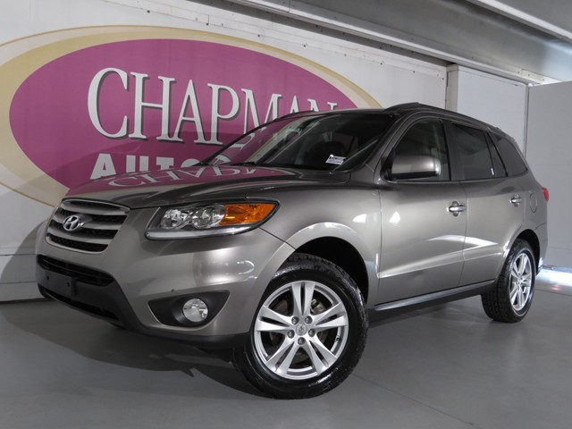 2012 hyundai santa fe limited in tucson stock h1623080a chapman palo verde used cars in. Black Bedroom Furniture Sets. Home Design Ideas