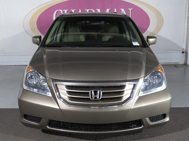 2009 honda odyssey ex l w res in tucson stock h1623430a chapman palo verde used cars in. Black Bedroom Furniture Sets. Home Design Ideas