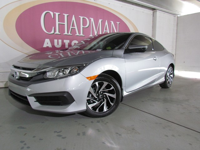 2016 Honda Civic Cpe LX – Stock #H1623490