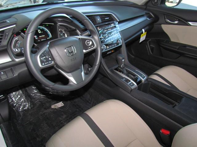 2016 Honda Civic Sdn EX w Honda Sensing – Stock #H1624150