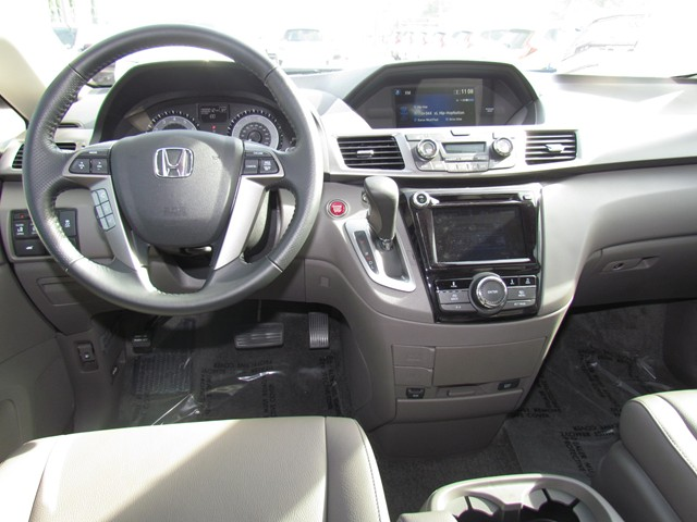 2016 Honda Odyssey EX-L – Stock #H1624220