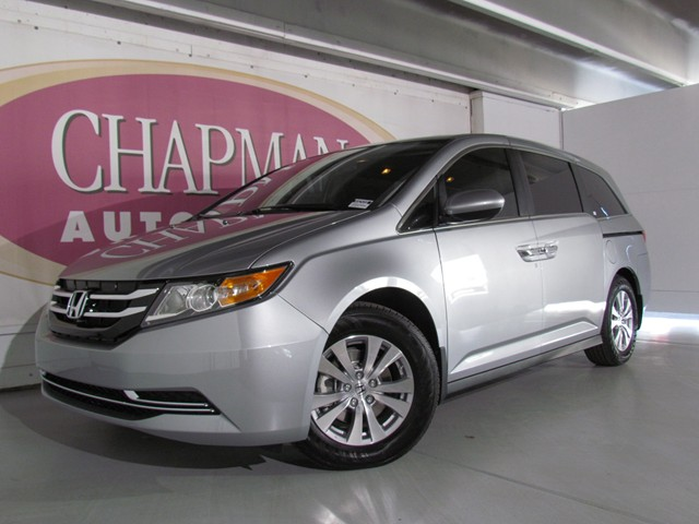 2016 Honda Odyssey EX-L – Stock #H1624310