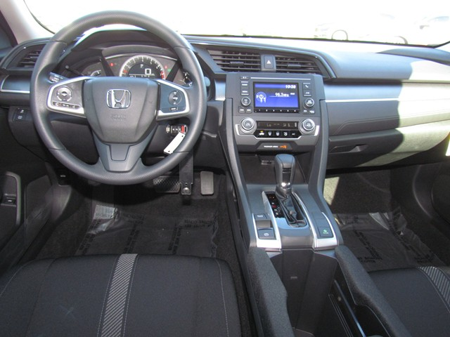 2016 Honda Civic Sdn LX – Stock #H1624430