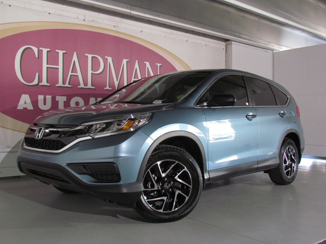2016 Honda CR-V SE – Stock #H1624460