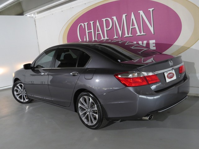 2014 honda accord sport in tucson stock h1625310a chapman palo verde used cars in tucson az. Black Bedroom Furniture Sets. Home Design Ideas