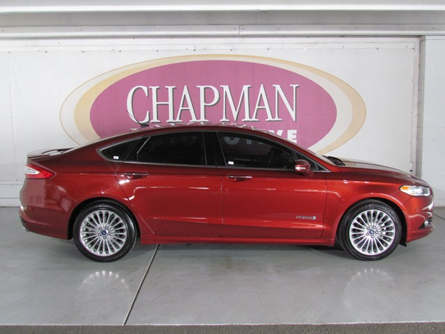 used 2014 ford fusion hybrid titanium for sale stock h1625320a chapman honda tucson. Black Bedroom Furniture Sets. Home Design Ideas