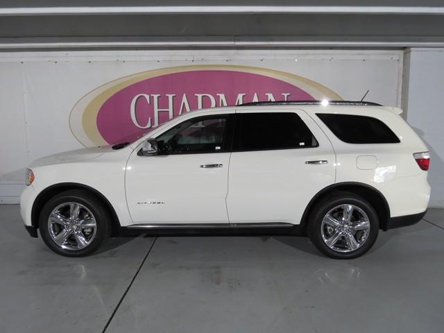 2012 Dodge Durango Citadel – Stock #H1625660A