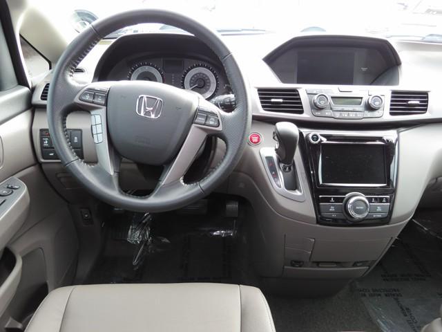2016 Honda Odyssey EX-L – Stock #H1625970