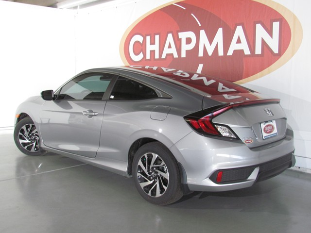 2016 Honda Civic Cpe LX – Stock #H1626020