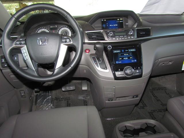2016 Honda Odyssey EX-L – Stock #H1626070