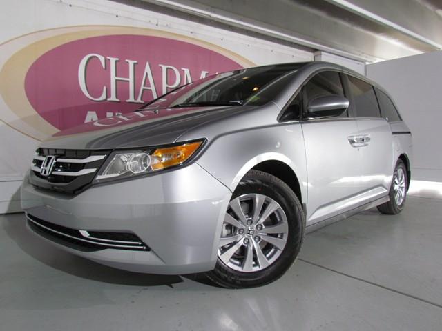 2016 Honda Odyssey EX-L – Stock #H1626230