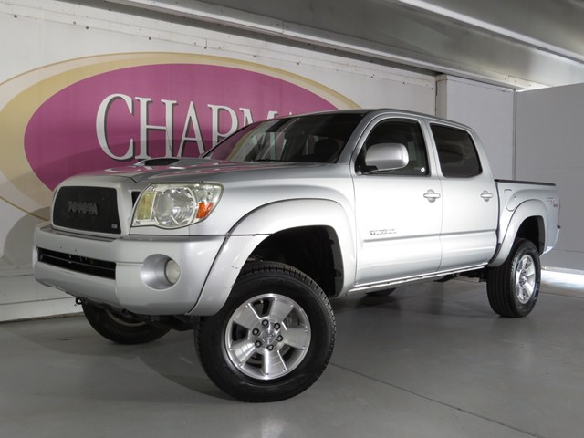 used 2007 toyota tacoma prerunner v6 stock h1674710a chapman acura tucson. Black Bedroom Furniture Sets. Home Design Ideas