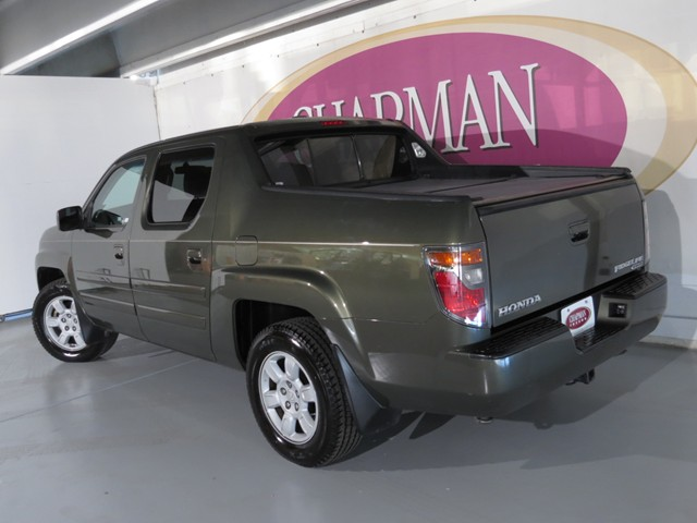 used 2006 honda ridgeline rtl w navi stock h1701340a. Black Bedroom Furniture Sets. Home Design Ideas