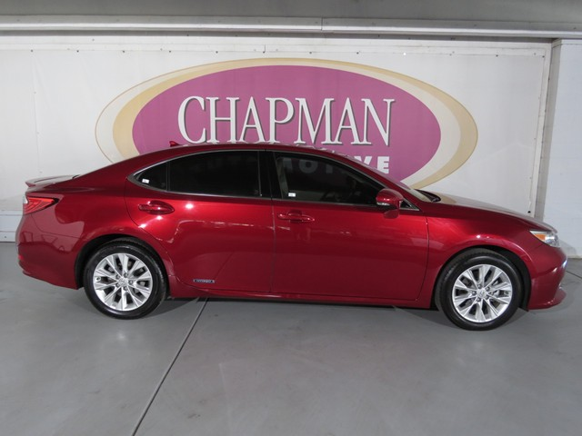 2014 lexus es 300h hybrid in tucson stock h1701490a chapman palo verde used cars in tucson az. Black Bedroom Furniture Sets. Home Design Ideas