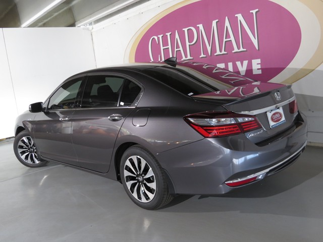 2017 Honda Accord Hybrid EX-L – Stock #H1701950