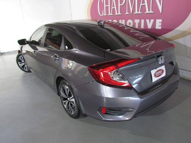 2017 Honda Civic Sdn EX-L – Stock #H1702820