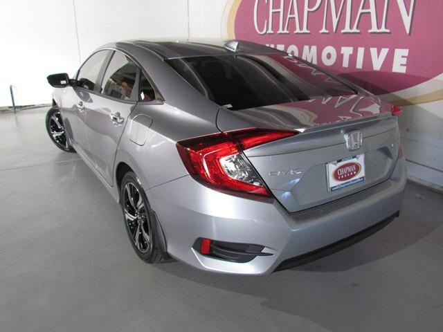 2017 Honda Civic Sdn Touring – Stock #H1702830