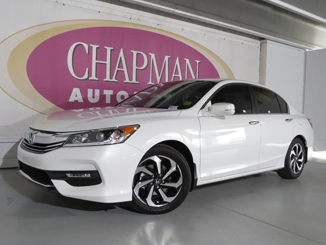 2017 Honda Accord EX-L – Stock #H1703000A