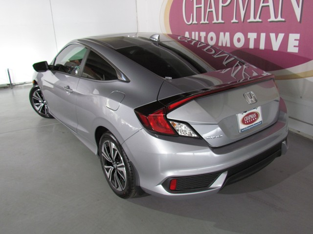 2017 Honda Civic Cpe EX-L – Stock #H1703180