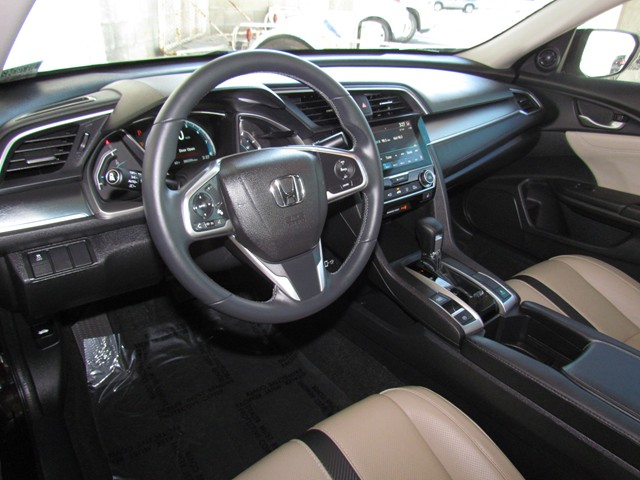 2016 Honda Civic EX-L – Stock #H1703420A