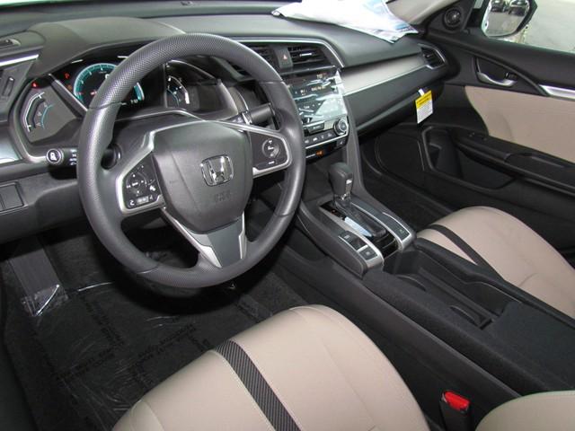 2017 Honda Civic Sdn EX-T – Stock #H1704200