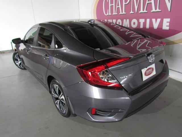 2017 Honda Civic Sdn EX-T – Stock #H1704210