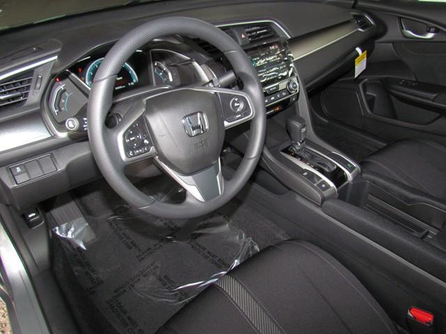 2017 Honda Civic Sdn EX-T – Stock #H1704230