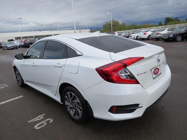 2017 Honda Civic Sdn EX – Stock #H1704260
