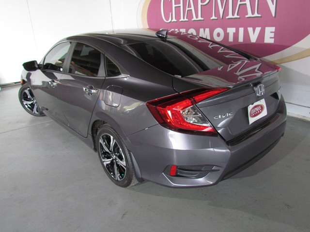 2017 Honda Civic Sdn Touring – Stock #H1704280