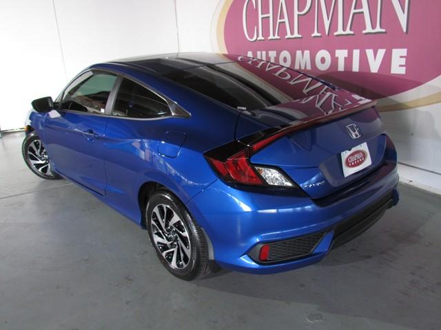 2017 Honda Civic Cpe LX-P – Stock #H1704390