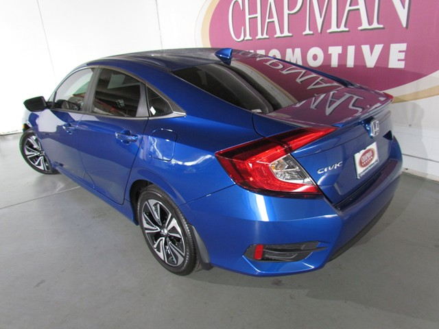 2017 Honda Civic Sdn EX-T – Stock #H1704420