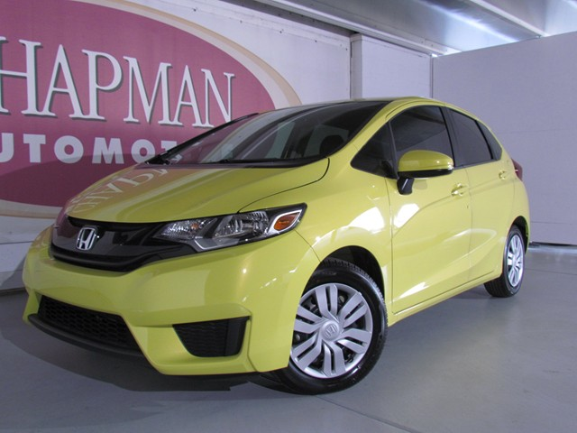 2017 Honda Fit LX – Stock #H1704510