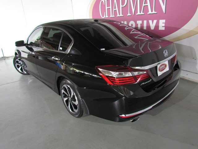 2017 Honda Accord Sdn EX-L V6 – Stock #H1704550